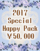 *2017 Special Happy Pack(\50,000)*
